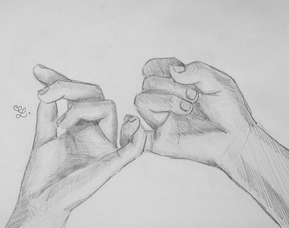 Daily hand pencil sketches canson mixed media sketchbook