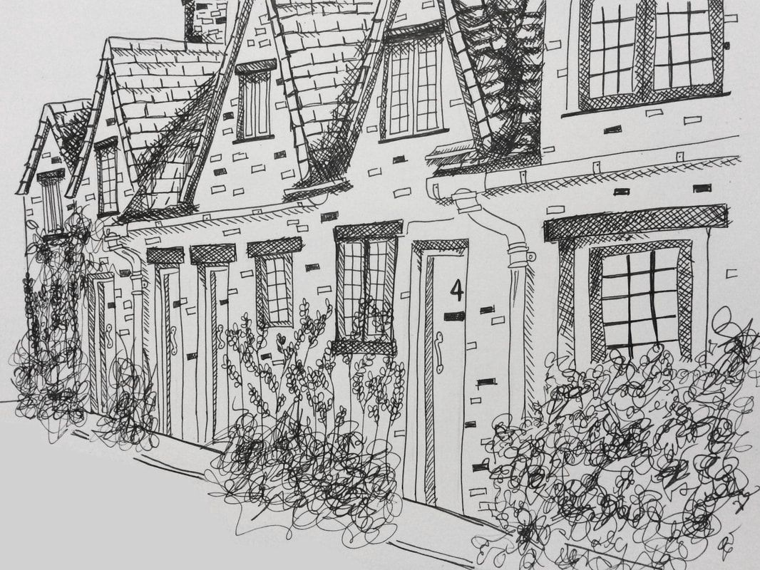 perspective drawings of buildings. Simple Buildings If You Still Feel A Bit Unsure About Taking It Outside I Recommend  Searching For Pictures Of Buildings Or Houses Online And Apply What Have Learned Intended Perspective Drawings Of Buildings N