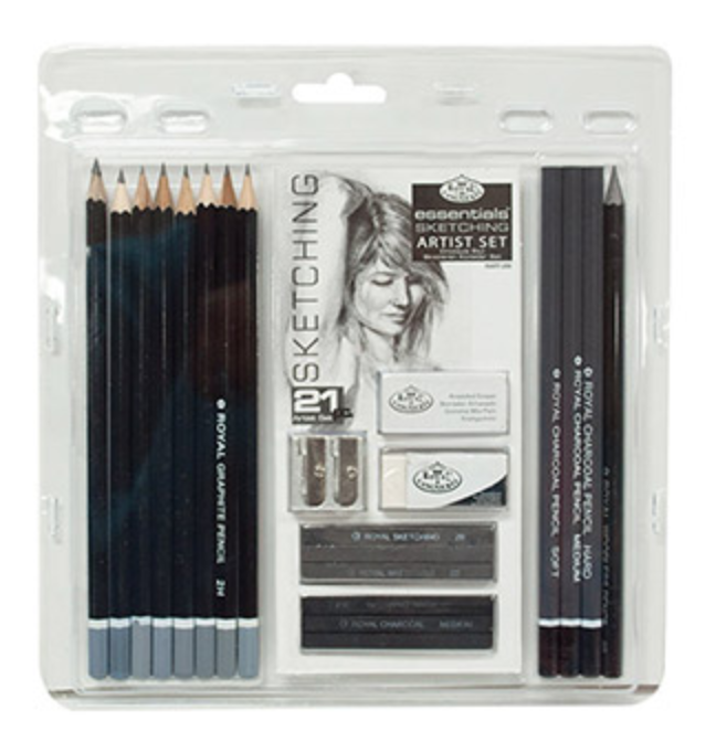 Royal & Langnickel Drawing Pencils
