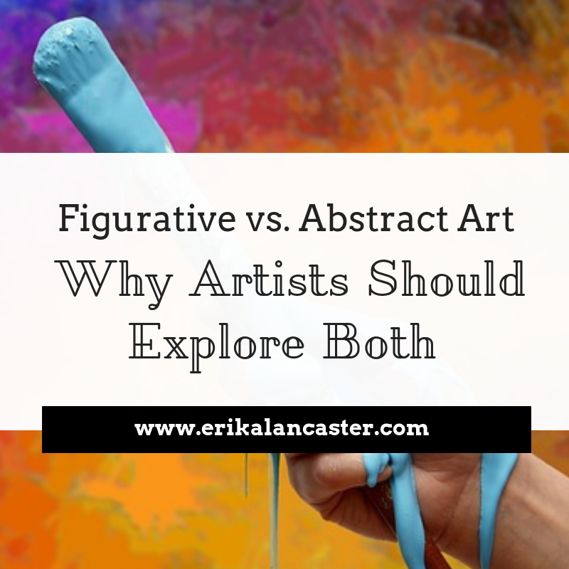 Figurative vs. Abstract Art Why Artists Should Explore Both