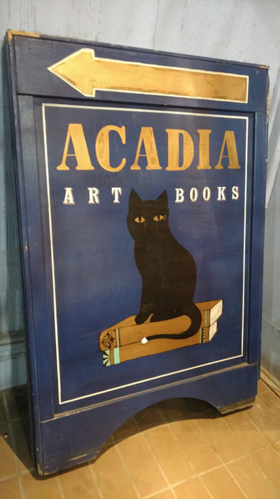Acadia Rare Books and Art Prints store in Toronto