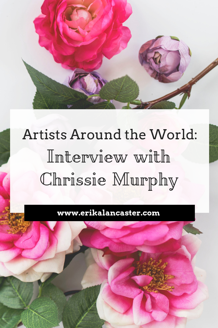 Interview with Chrissie Murphy