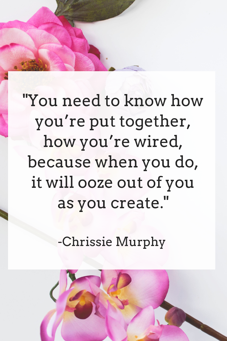 Chrissie Murphy quote