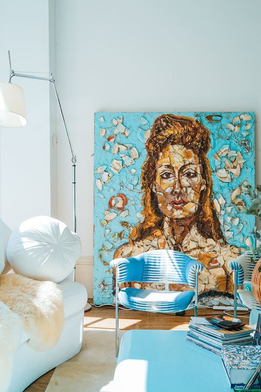 Decorating with Original Art Paintings