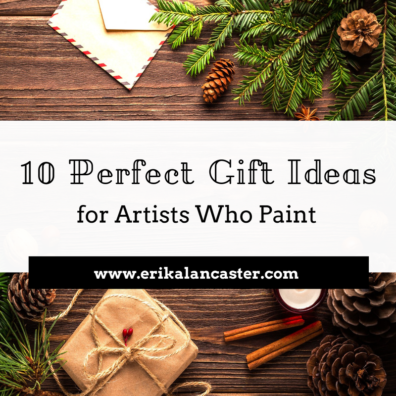 Perfect Gift Ideas for Artists Who Paint