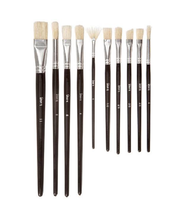 Studio71 Oil Painting Brushes