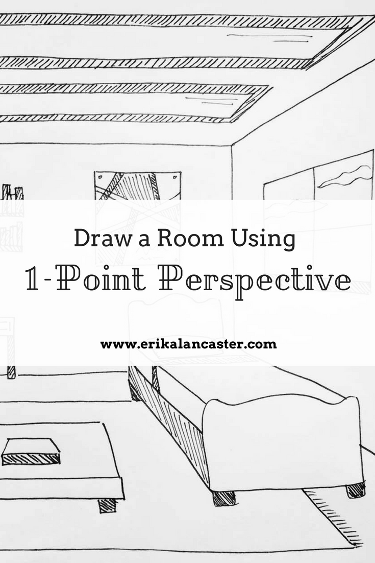 One-Point Perspective Room