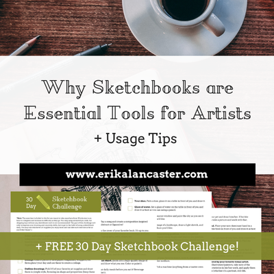 Why Sketchbooks are Essential Tools for Artists and Usage Tips
