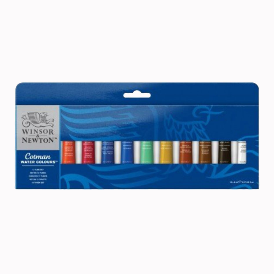 Winsor and Newton Watercolor Set